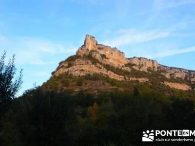 Cañones y nacimento del Ebro - Monte Hijedo;senderos club;taxus bacata